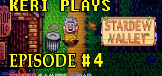Keri Plays Stardew Valley – Episode 4