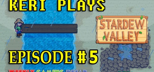 Keri Plays Stardew Valley – Episode 5